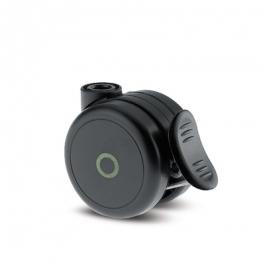 Linea - 5925XOI065L51-10 DOM23 - Zestawy obrotowe z hamulcem koła 65 mm - Elektroprzewodzące  -