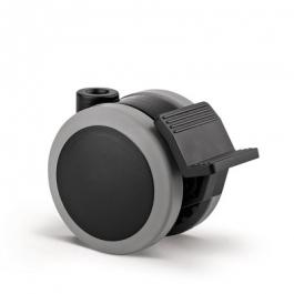 Linea - 5925UAI075L51-10 DOM22 - Zestawy obrotowe z hamulcem koła 75 mm -