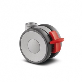 Linea - 5925UAI065L51-10 - Zestawy obrotowe z hamulcem koła 65 mm -