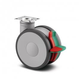 Linea - 594CUAP150P50 ral7001 - Zintegrowany hamulec dwufunkcyjny 150 mm -