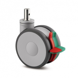 Linea - 594CUAP150R05-22 ral7001 - Zintegrowany hamulec dwufunkcyjny 150 mm -