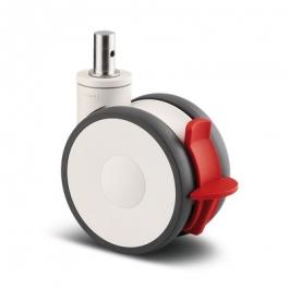 Linea - 5947UAP150R05-22 Kick Pedal - Zestawy obrotowe z hamulcem totalnym 150 mm -