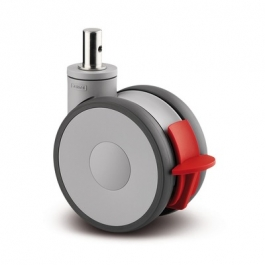 Linea - 5947UAP150R05-22 ral7001 - Zestawy obrotowe z hamulcem totalnym 150 mm -