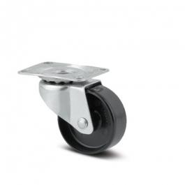 Compacta - 1430POI025P60-35x30 - Lenkrollen 25 mm -