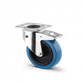 347BUFR100P62 360° - Swivel Casters 3.94 inch -