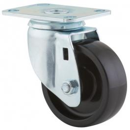 Agila - 2670POO3x1.25P52-95x70 - Swivel Castors 76 mm -