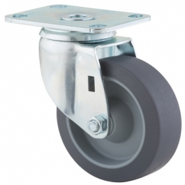 Agila - 2670PJO5x1.25P52-95x70 - Swivel Castors 127 mm -