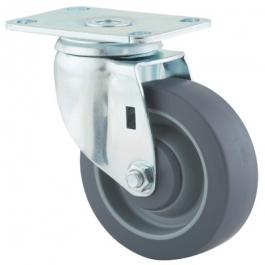 Agila - 2670PJP5x1.25P52-95x70 - Swivel Casters 5.00 inch -