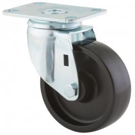 Agila - 2670POO4x1.25P52-95x70 - Swivel Castors 102 mm -