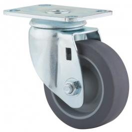 Agila - 2670PJO3.5x1.25P52-95x70 - Swivel Casters 3.50 inch -