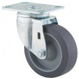 Agila - 2670PJO4x1.25P52-95x70 - Swivel Casters 4.00 inch -