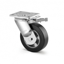 Kappa - 9651IEP125P63 - Swivel Casters with directional lock 4.92 inch -