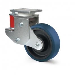Omikron flex - 9850FCP200/50P63 83shA - Swivel Castors 200 mm -