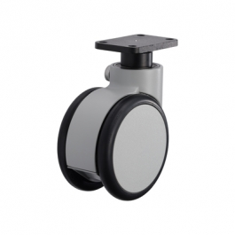 Forma - 6940UFP125P33 - Swivel Casters 4.92 inch -