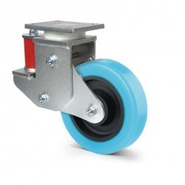 Omikron flex - 9850FCP200/50P63-75shA - Ruedas giratorias 200 mm -