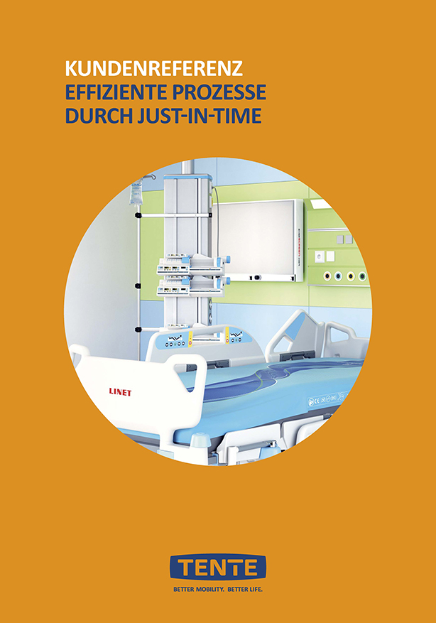 Efficient processes through Just-in-time