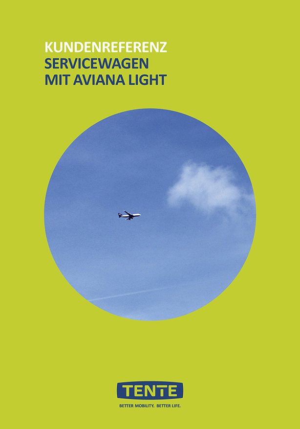 Servicewagen mit Aviana light